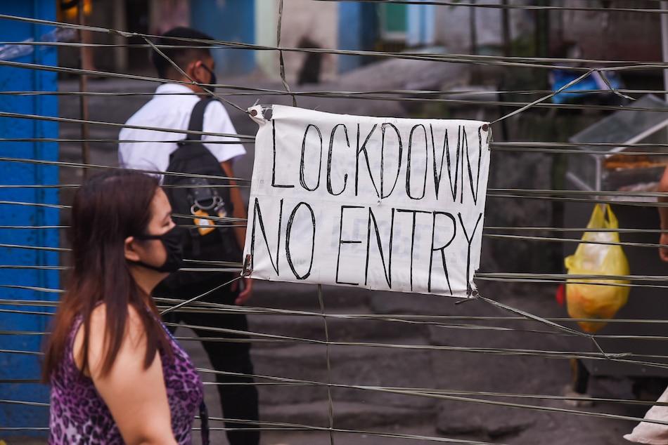 PH revises coverage of enhanced community quarantine until May 15 1