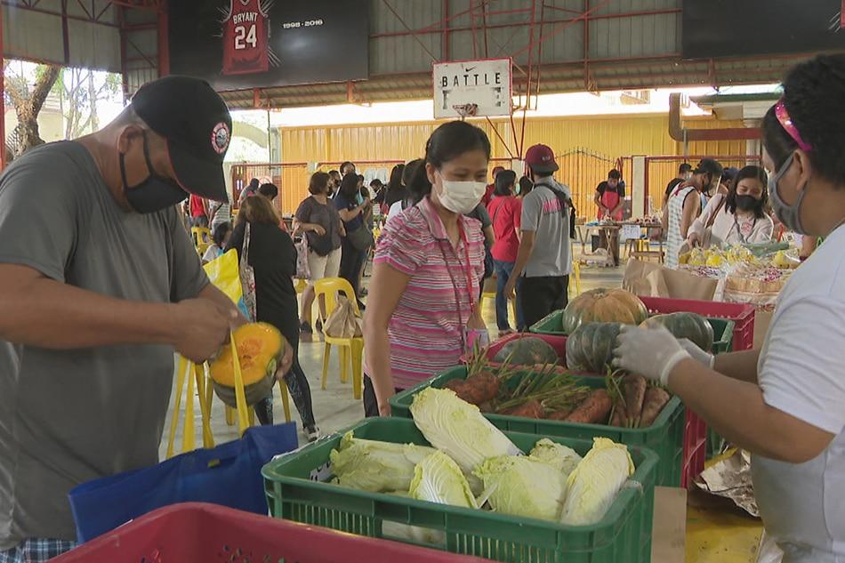 'Market ni Misis' naghatid ng murang gulay sa Taguig 1