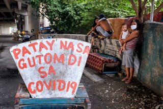 More Filipino families go hungry amid COVID-19 crisis – SWS