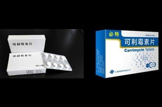 DOH cautions against use of Carrimycin as COVID-19 treatment