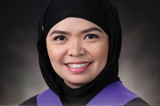 UE law valedictorian flunked the 2019 Bar exam in her dream, but woke up as 2nd placer