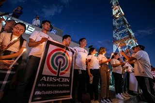 IBP asks lawmakers, Supreme Court: Tackle ABS-CBN woes swiftly