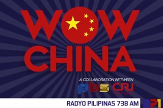 Filipinos free to share views on 'Wow China' show on PH state-run media: Palace