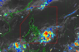 'Ambo' to strengthen into tropical storm in 24 hours: PAGASA