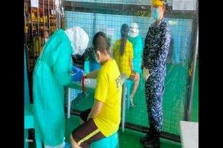 165 babaeng inmate sa Las Piñas, nag-negatibo sa COVID-19 rapid test