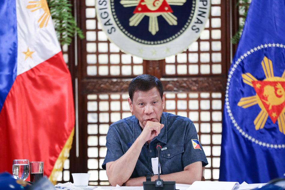 Duterte successor 'should have brains' to snuff out COVID-19: Ex-Speaker 1