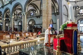 PH bishops lead Marian consecration amid COVID-19 crisis