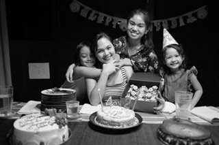LOOK: Here's how Judy Ann Santos celebrated her 42nd birthday