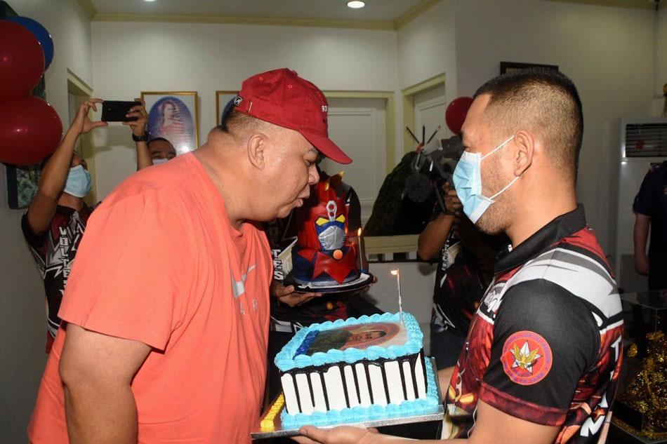 DOJ orders NBI probe on Metro Manila police chief's birthday gathering 1