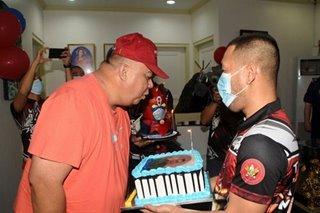 DOJ orders NBI probe on Metro Manila police chief's birthday gathering