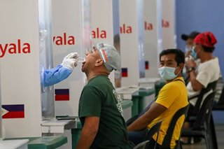 DOH to 'review' why some COVID-19 tests are 'overpriced' at P8,000