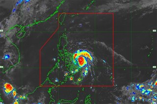Typhoon Ambo slams Philippines, testing COVID-19 protocols