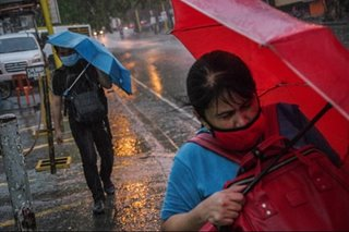 Helen leaves Philippines; rains to persist due to habagat - PAGASA
