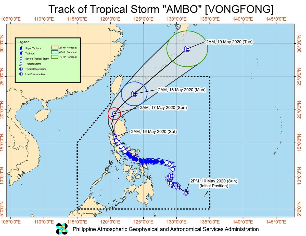 Storm Ambo batters Benguet 2