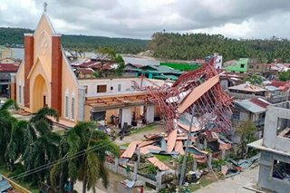Eastern Samar places 9 municipalities under state of calamity