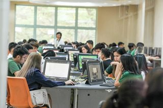 Over 54,000 students from private colleges, universities benefitted from Bayanihan 2: CHED