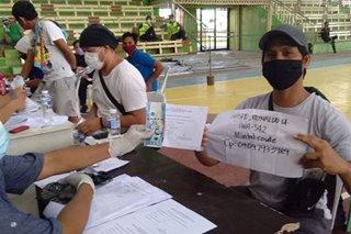 Higit P6-milyong cash aid isinauli ng mga pamilyang nakatanggap ng dobleng ayuda