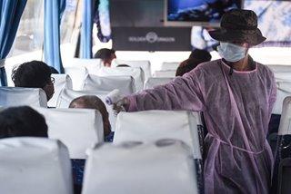 Public buses, jeeps bawal pa rin pumasada kahit GCQ ang Metro Manila: MMDA