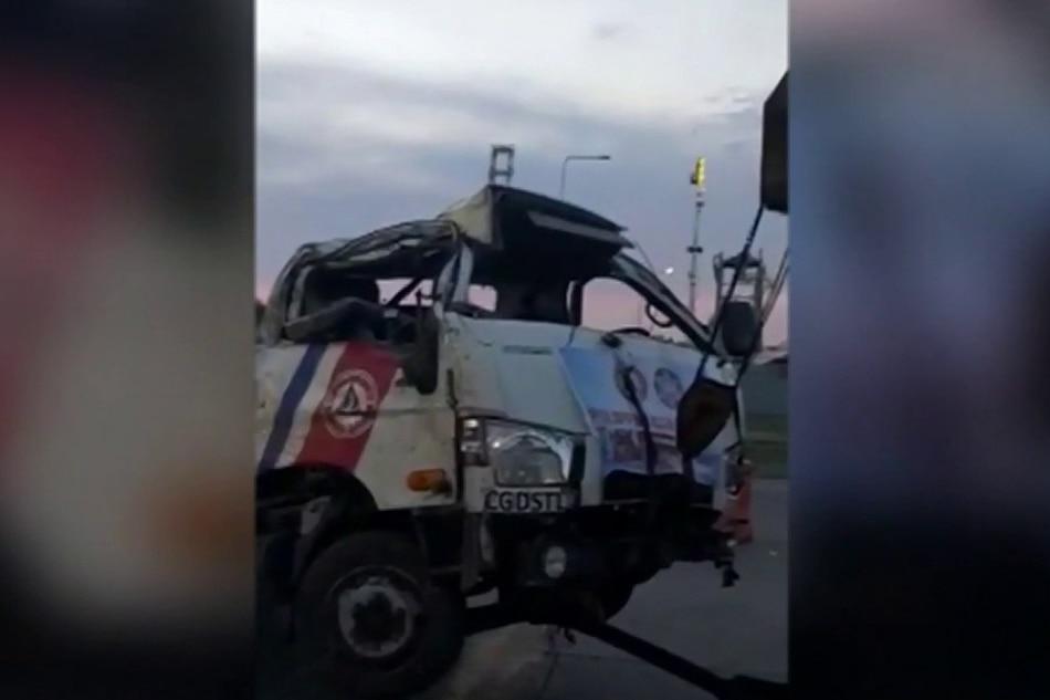 PCG member patay, 6 sugatan sa aksidente sa Batangas