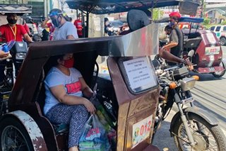 Tricycle operations resume in San Juan