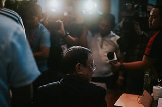 Calida to ABS-CBN: 'The end is near'