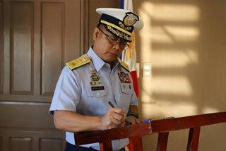 Seasoned mariner is new PH Coast Guard chief