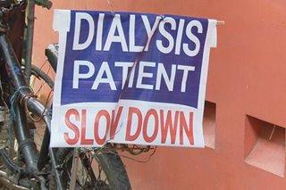 Pasyenteng nagda-dialysis, asawa binigyan ng libreng hatid-sundo