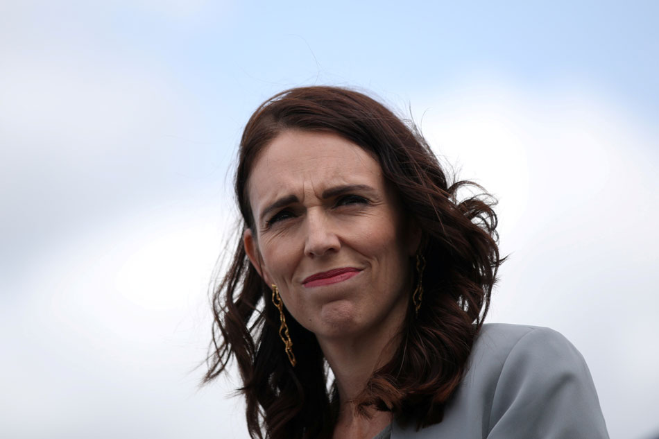 New Zealand PM Criticises Protesters For Flouting COVID-19 Rules