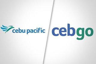 Cebu Pacific, CebGo to add domestic flights beginning June 8