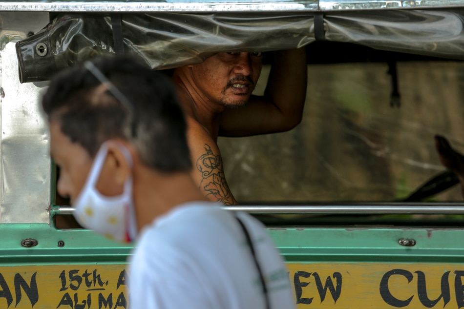 Photo essay: End of the line for jeepney drivers? 13