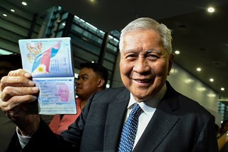 Ex-DFA chief Del Rosario: Philippines can 'seize' China assets as payback