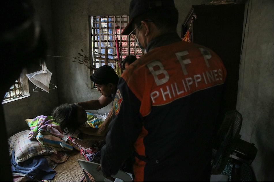 US donates P54.8 million worth of supplies to BFP 1