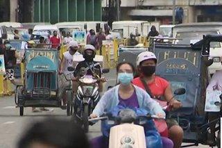 Ilang tricycle, padyak nagsasakay pa rin ng higit isang pasahero kahit bawal