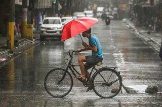 LPA off Quezon province now tropical depression Butchoy
