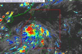 Storm signals raised in Luzon as Butchoy barrels towards northern Quezon
