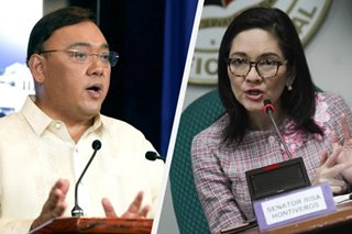 Palace tells Hontiveros: Gov't collecting POGOs' unpaid taxes