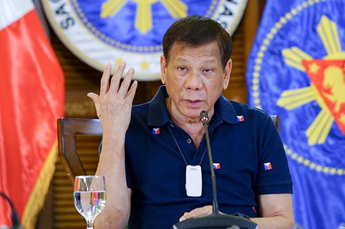 Duterte reiterates call for universal access to COVID-19 vaccines