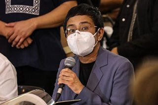 Rappler chief Maria Ressa hinatulang guilty sa cyber libel