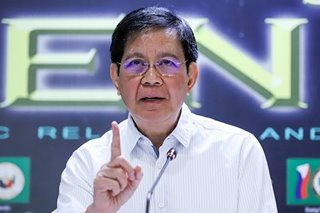 PH Human Security Act has become 'dead letter,' needs to be repealed - Lacson