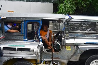 Jeepneys may soon be allowed for public transport: Palace