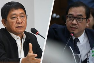 Año says Leachon a 'critical thinker', regrets his resignation