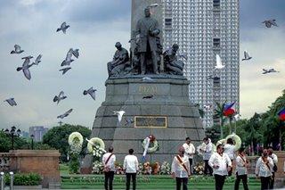 Rizal birthday honors frontliners