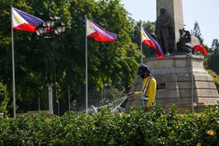 Palace hails frontliners as modern-day heroes on Rizal's 159th birth anniversary