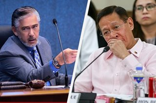 Should DOH chief step down? Sotto says Duque should 'save' Duterte from 'any predicament'