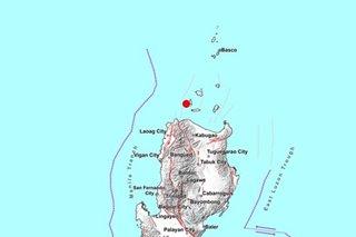 Magnitude 4.5 temblor felt in Cagayan