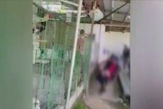 Retiradong heneral, pulis, pulitiko, arestado dahil sa umano'y sabong sa Batangas
