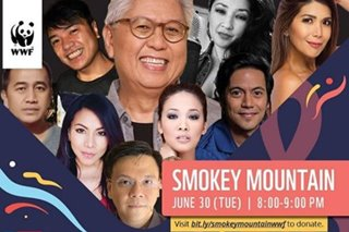 Smokey Mountain, Ryan Cayabyab to hold online benefit concert