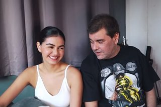 'Do you want to get married again?': Janine Gutierrez grills dad Monching