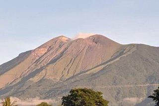 104 quakes recorded on Kanlaon Volcano in last 24 hours: PHIVOLCS