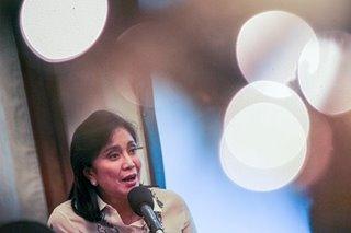 'Enough is enough': VP Robredo fights back vs 'fake news' peddlers
